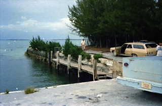 Water Taxi Stand