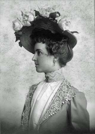 Miss Horton of East Point