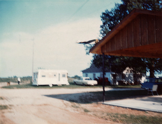 Covered Wagon c. 1967